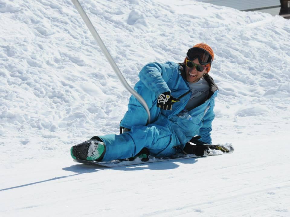 Noé Moniteur de snowboard
